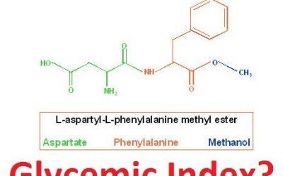 Aspartame Glycemic Index?