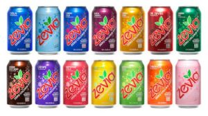 Zevia product line - our 3rd best diet soda without aspartame